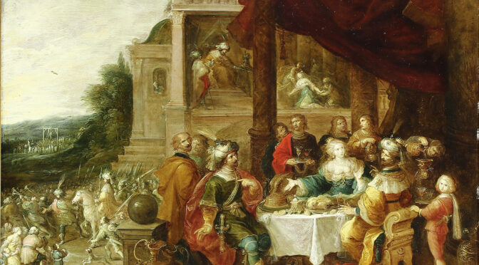 Exposition : La dynastie Francken (Cassel, 4 septembre 2021 – 2 janvier 2022)